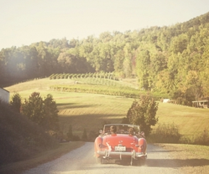 car, summer, and photography image