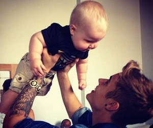 baby, sweet, and justin bieber image