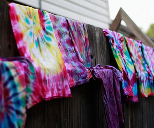 shirts and tie dye image