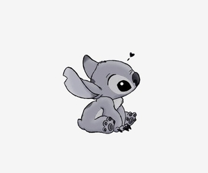 stitch, cute, and disney image