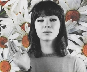 anna karenina, black and white, and Collage image
