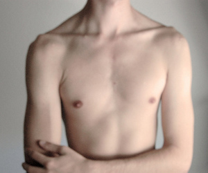 skinny, boy, and pale image