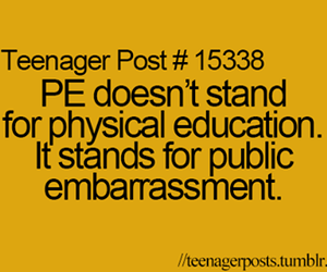 teenager post and relatable image