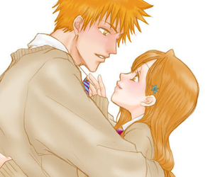 bleach and ichihime image