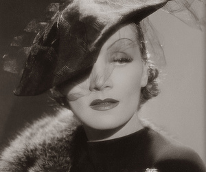 1920s, 20s, and Marlene Dietrich image