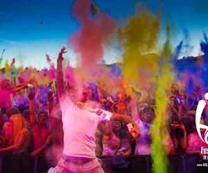 colors, festival, and party image