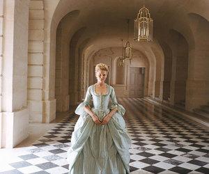marie antoinette, Kirsten Dunst, and dress image