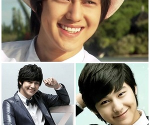 kim bum, kyeopta, and boys over flower image
