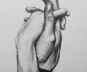 drawing, love, and art image