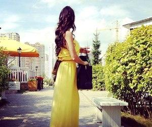 girl, luxury, and love image