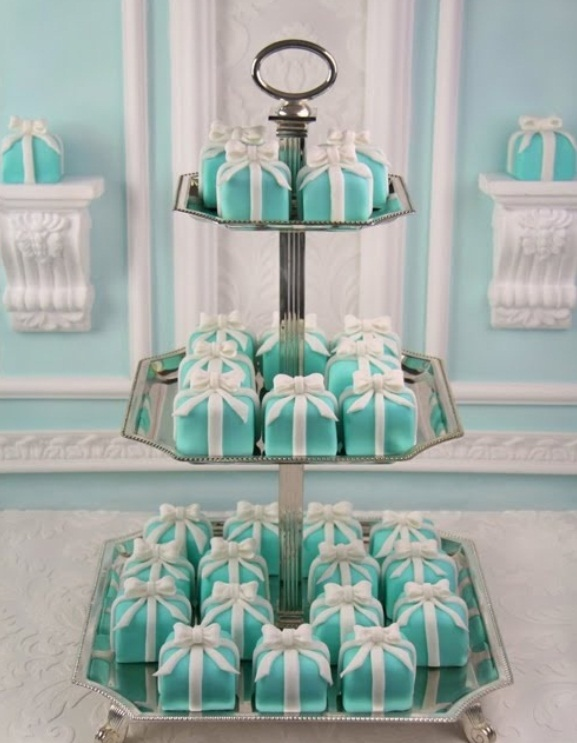Tiffany And Co Wedding Theme Gallery Decoration Ideas