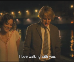 love, quote, and midnight in paris image