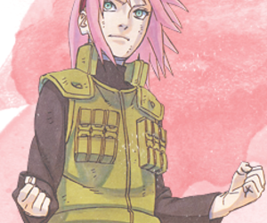 sakura and naruto image