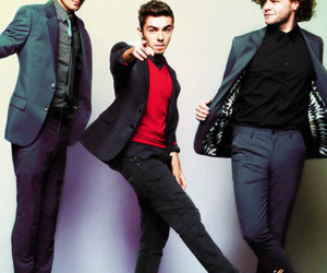 the wanted, tom parker, and nathan sykes image