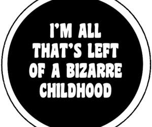 childhood, bizarre, and funny image