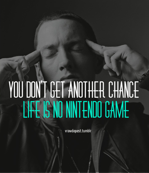 Eminem Quote Uploaded By Priceless King On We Heart It