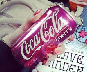 cherry and coca cola image