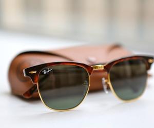 fashion, sunglasses, and ray ban image