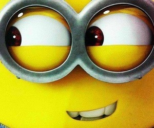 funny, minions, and yellow image