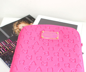pink, marc jacobs, and Elle image