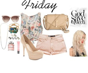 fashion, friday, and outfit image