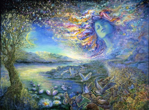 Josephine wall starscape shared by oceansideramona voltagebd Image collections