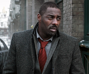 bbc, luther, and uk image