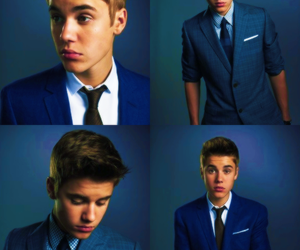 justin bieber and suit image