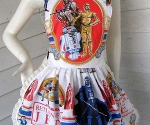 Anakin Skywalker, apron, and C-3PO image