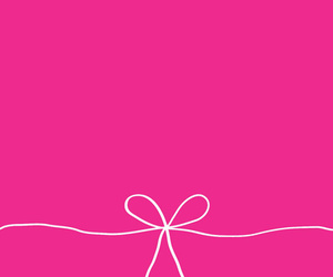bow and pink image