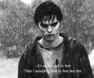 warm bodies, nicholas hoult, and r image