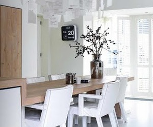 dining, kitchen, and post it image