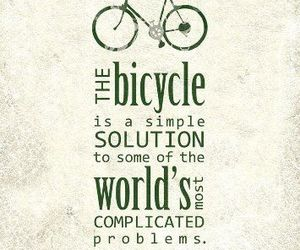 bicycle, bike, and solution image