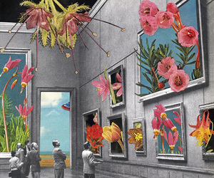 art, eugenia loli, and Collage image