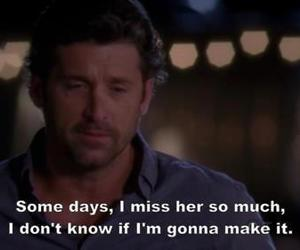 grey's anatomy, love, and quote image