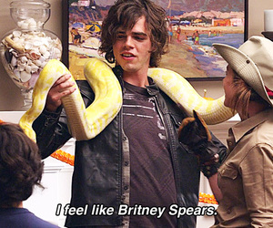 britney spears, modern family, and snake image