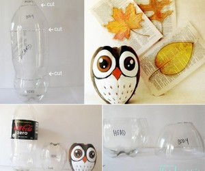 owl, diy, and do it yourself image