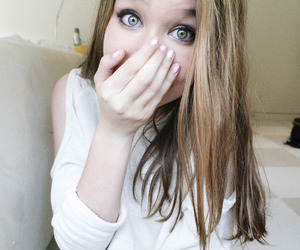 girl, tumblr, and perfect image