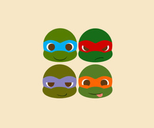 ninja, ninja turtles, and ninja turtle image