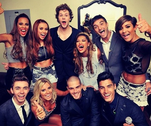 the wanted and the saturdays image