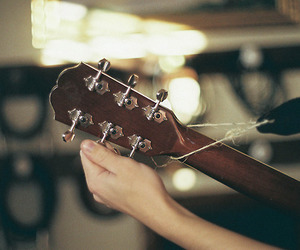 guitar and music image