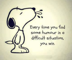 charlie brown, snoopy, and success image