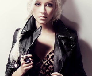 christina aguilera, blonde, and xtina image