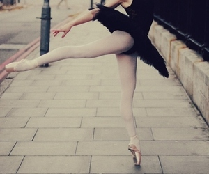 ballet, dance, and street image