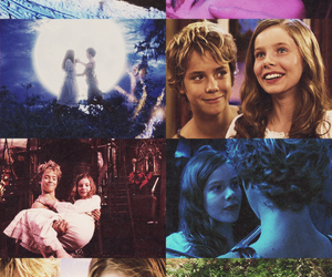 love, peter pan, and neverland image