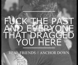 black and white, the truth, and real friends image