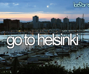 finland and helsinki image