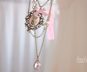 accessories, pink, and pretty image