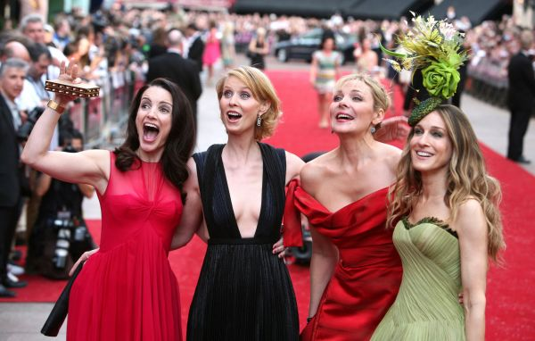 Sex The City Revival Reportedly In The Works Without Samantha Kim Cattrall Fans Freak