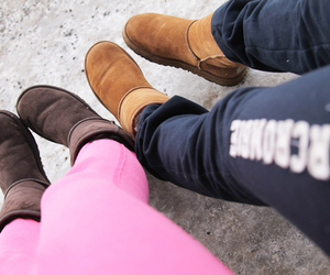 uggs, abercrombie, and boots image